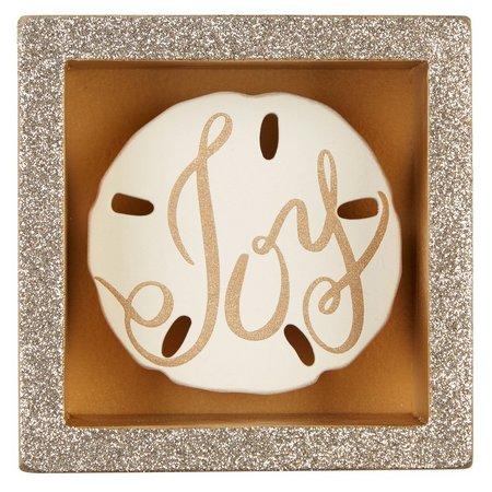 Primitives By Kathy Joy Sand Dollar Box Sign