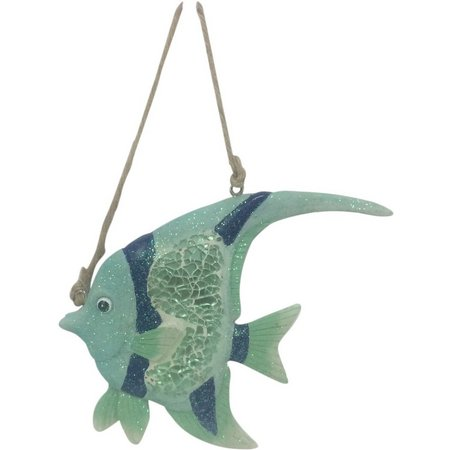 Fancy That Angel Fish Ornament