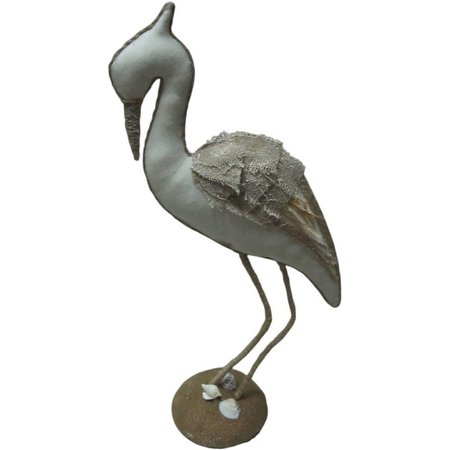 Brighten the Season Fabric Heron Wall Art