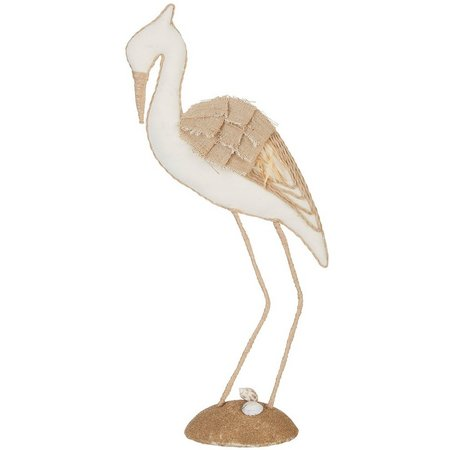 Brighten the Season Fabric Shorebird Figurine