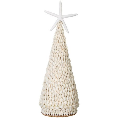 Brighten the Season 10'' Cone Shell & Star