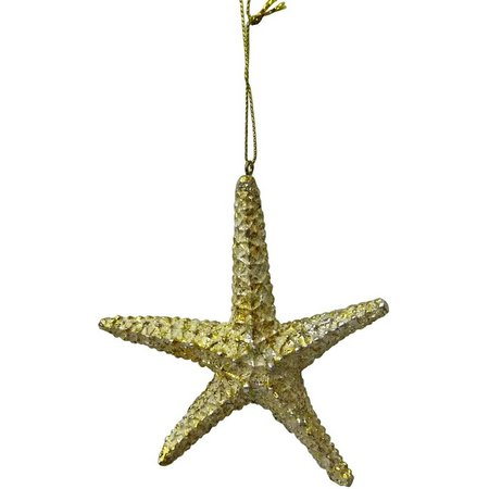Brighten the Season Starfish Ornament