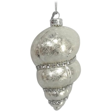 Brighten the Season Shell with Jewelry Ornament