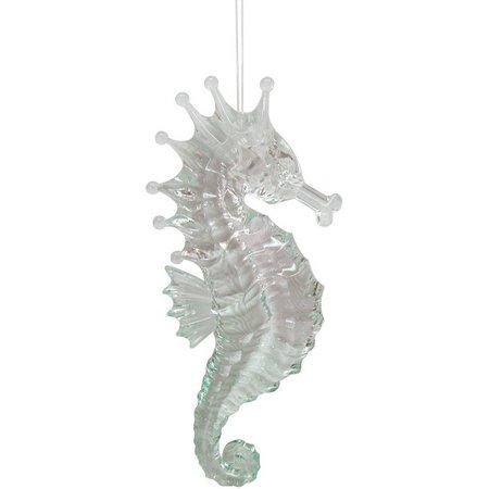Brighten the Season Acrylic Sea Horse Ornament