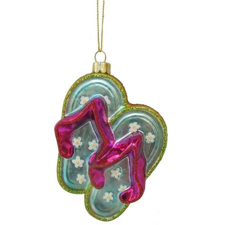 Brighten the Season Flip Flops Ornament
