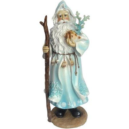 Brighten the Season Ocean Santa Figure