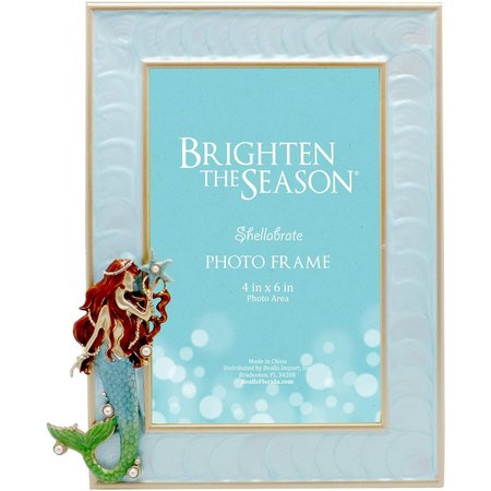 Brighten the Season 4'' x 6'' Mermaid Photo