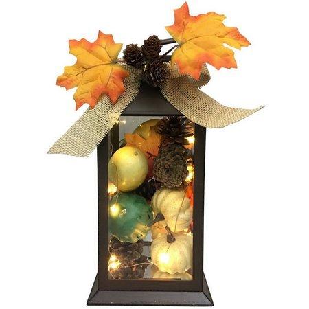 Brighten the Season LED Lantern Decor