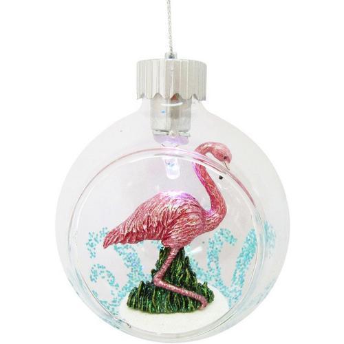 Brighten The Season Flaming Ball Ornament Bealls Florida