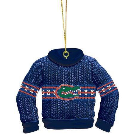 Florida Gators Sweater Ornament