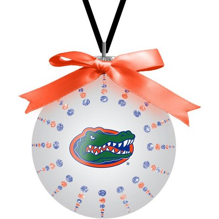 Florida Gators Ball Ornament by The Memory Company