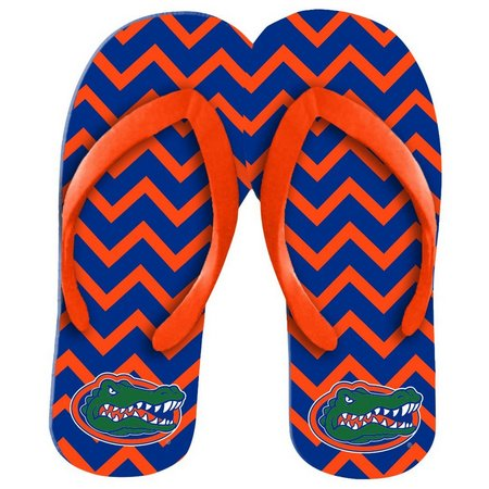 Florida Gators Chevron Flip Flop Ornament