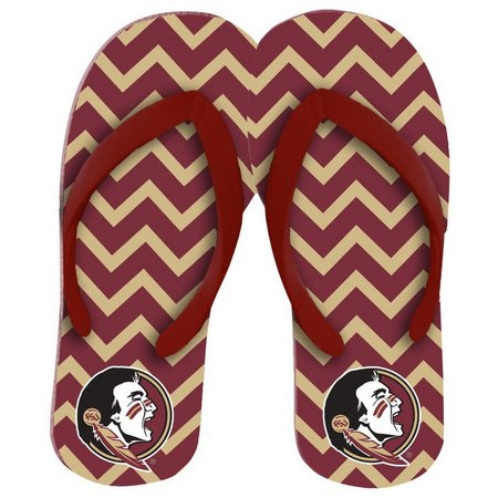 Florida State Chevron Flip Flop Ornament