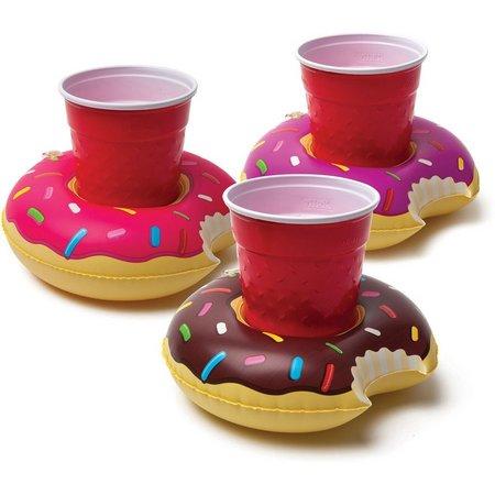 BigMouth, Inc. 3-pk. Donut Drinkboat