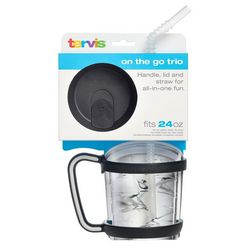 Tervis 24 oz. Handle Lid Straw Combo Pack