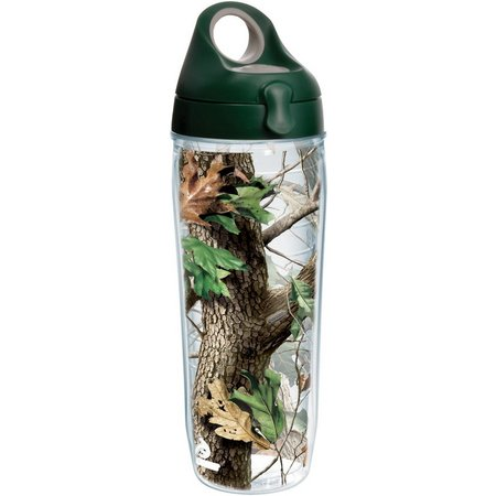 Tervis 24 oz. RealTree Hardwood Green Water Bottle