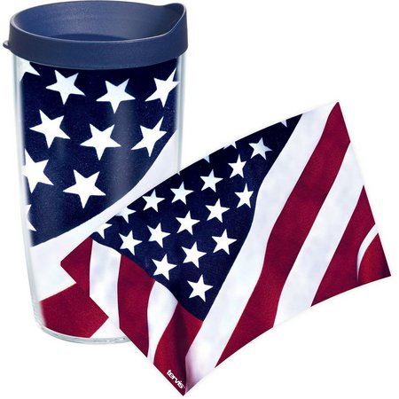 Tervis 16 oz. Glory Flag Tumbler With Lid