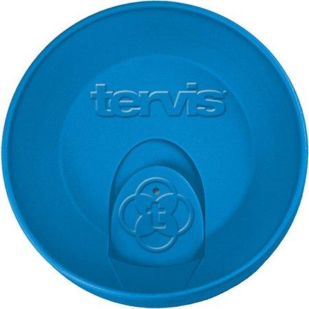 Tervis 16 oz. Blue Travel Lid