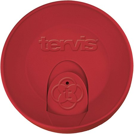 Tervis 16 oz. Red Travel Lid