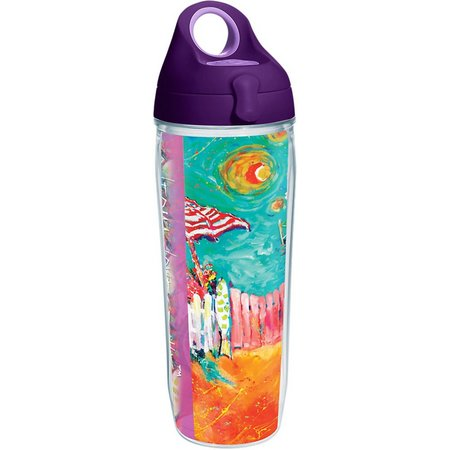 Tervis 24 oz. Leoma Happy Place Water Bottle