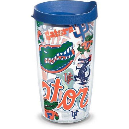 Tervis 16 oz. Florida Gators All Over Tumbler