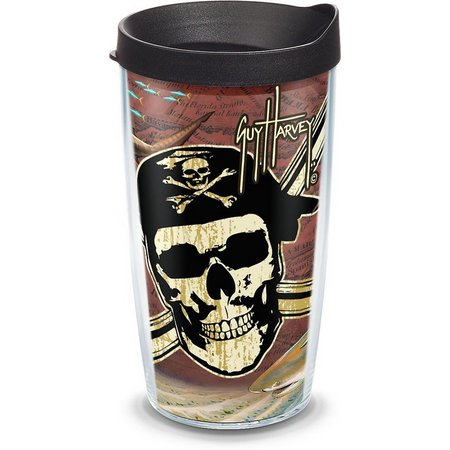 Tervis 16 oz. Guy Harvey Sea Pirate Tumbler