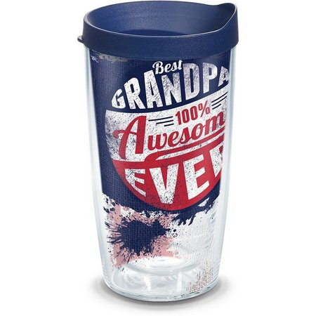Tervis 16 oz. Best Grandpa Ever Tumbler With