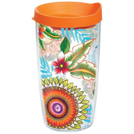 Tervis 16 oz. Morrocan Breeze Tumbler With Lid