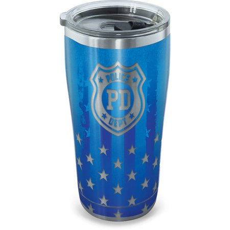 Tervis 20 oz. Stainless Steel Police Officer Tumbler