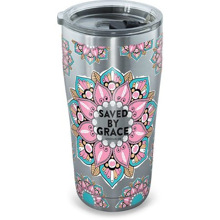 Tervis 20 oz. Stainless Steel Saved By Grace