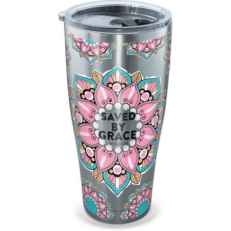 Tervis 30 oz. Stainless Steel Saved By Grace
