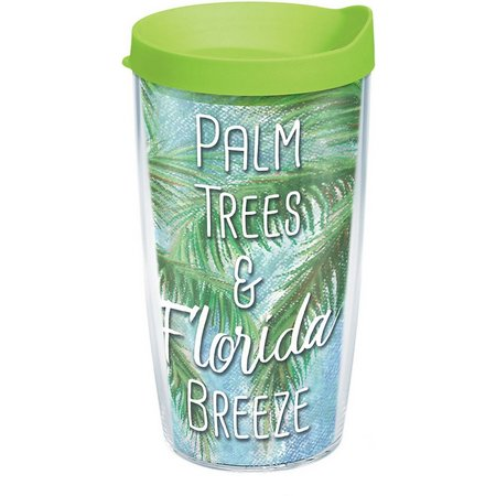 Tervis 16 oz. Florida Breeze Travel Tumbler