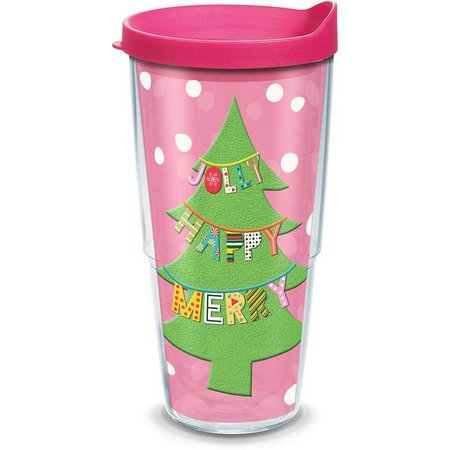 Tervis 24 oz. Jolly Happy Merry Tumbler With