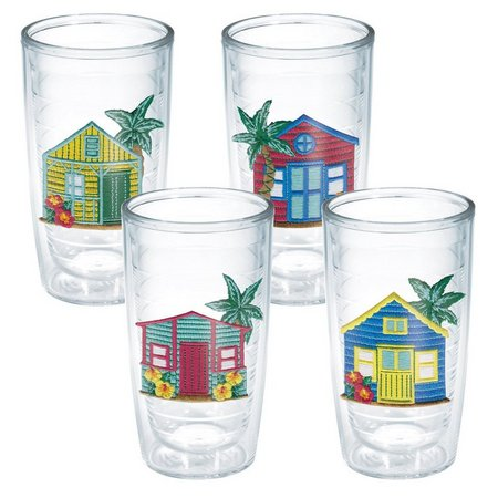 Tervis 16 oz. 4-pc. Beach House Tumbler Set