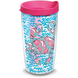 Tervis 16 oz. Simply Southern Crab Tumbler