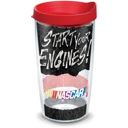 Tervis 16 oz. NASCAR Start Engines Travel Tumbler