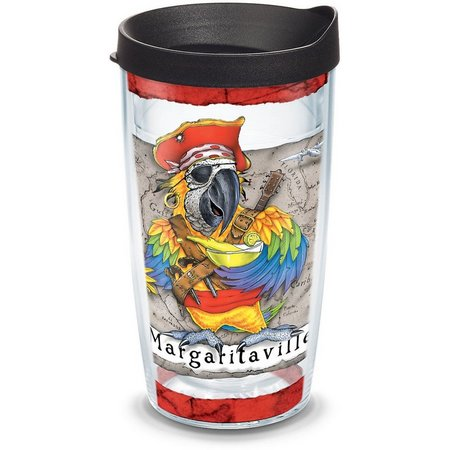 Tervis 16 oz. Margaritaville Pirate Tumbler