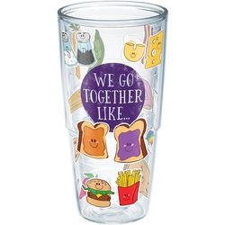 Tervis 24 oz. We Go Together Like Tumbler