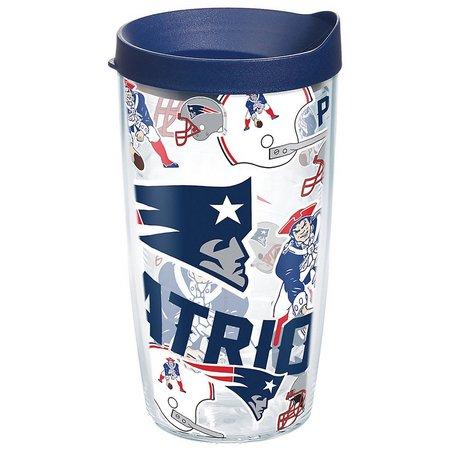 Tervis 16 oz. NFL Patriots Wrap Tumbler With