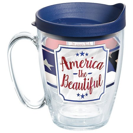 Tervis 16 oz. America The Beautiful Travel Mug