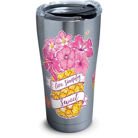 Tervis 20 oz. Stainless Steel Live Simply Sweet
