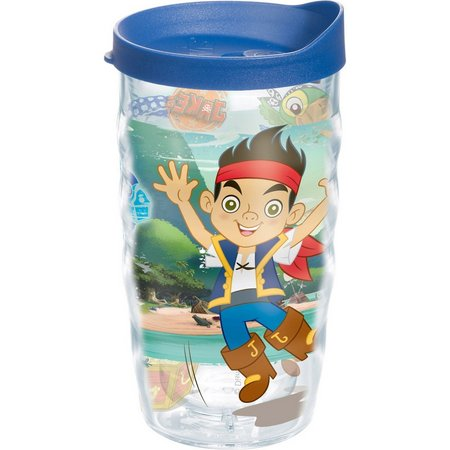 Tervis 10 oz. Jake & Never Land Pirates