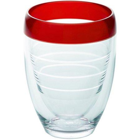 Tervis 9 oz. Cherry Fizz Stemless Wine Glass