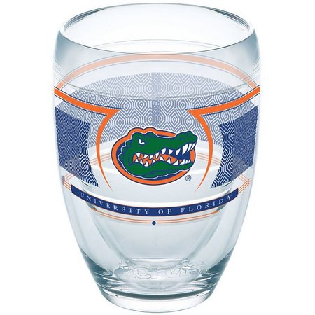Tervis 9 oz. Florida Gators Stemless Wine Glass
