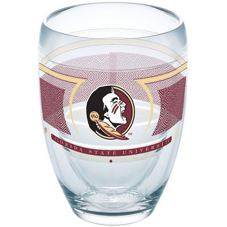 Tervis 9 oz. Florida State Stemless Wine Glass