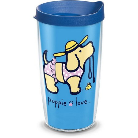 Tervis 16 oz. Bikini Puppie Love Tumbler With