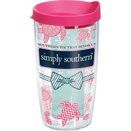 Tervis 16 oz. Simply Southern Turtle Tumbler