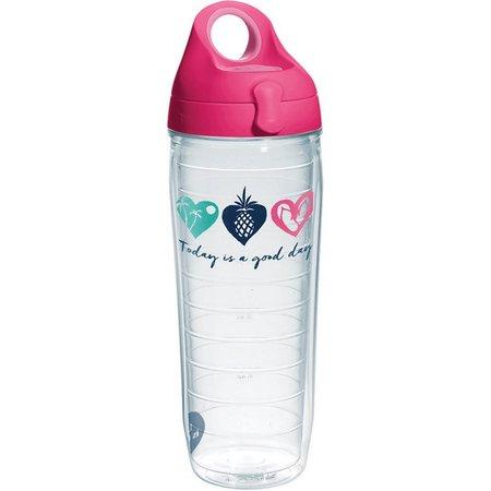 Tervis 24 oz. Life Is Good Heart Water