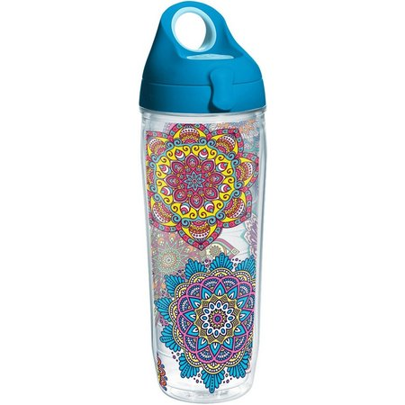 Tervis 24 oz. Colorful Mandalas Water Bottle