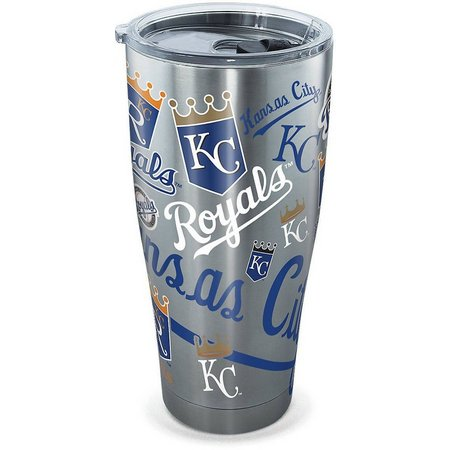 New! Tervis 30 oz. Stainless Steel KC Royals